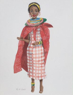 Annette Fienieg: Kenia Barbie, 16-6-2021