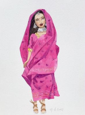 Annette Fienieg: India Barbie, 17-6-2021