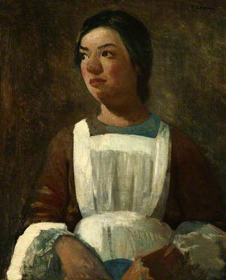 James Cowie: The housemaid