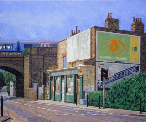 Doreen Fletcher: The Albion pub
