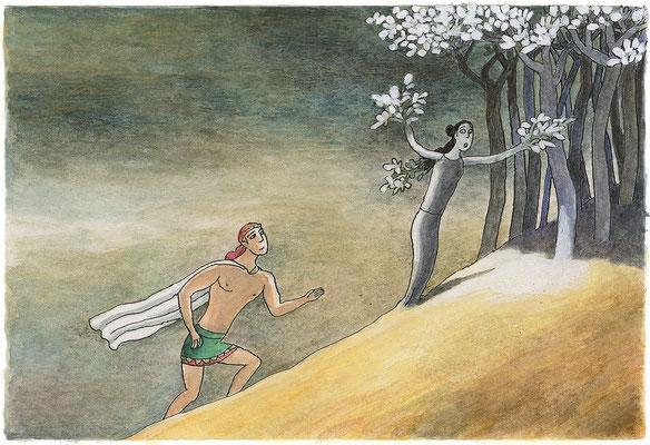 Thé Tjong Khing: Griekse mythen