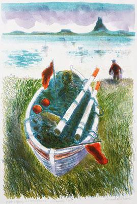Bernard Cheese: Old rope, Lindisfarne