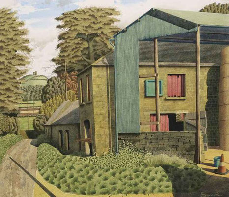 Simon Palmer: Lane House Farm