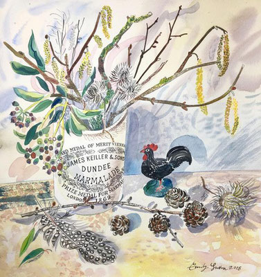 Emily Sutton: February still life