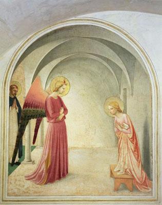 Fra Angelico, fresco