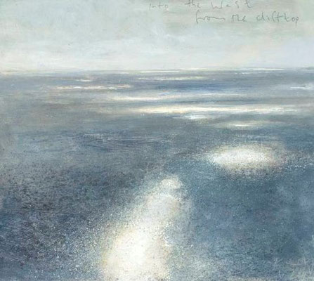 Kurt Jackson: Into the west from the cliff top