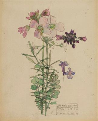 Charles Rennie Macintosh: Cuckoo flower