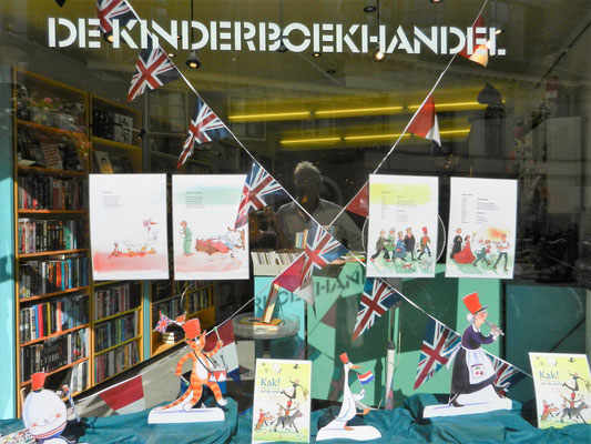Utrechtse kinderboekwinkel
