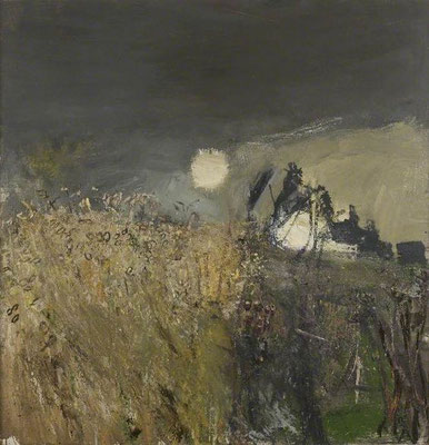Joan Eardley: A field of oats
