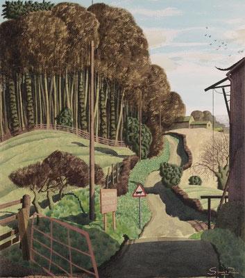 Simon Palmer: Barden Chapel Lane