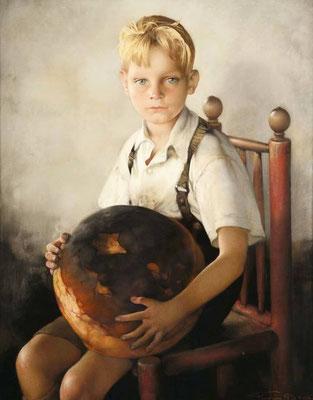 Firmin Baes: L'enfant au pain