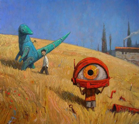 Shaun Tan: Rules of summer