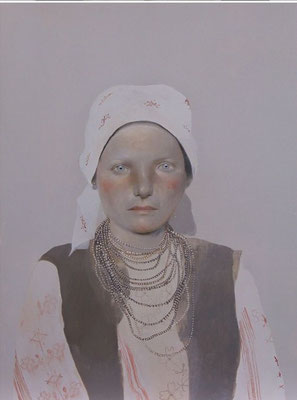 Sarah Ball: uit de serie immigrants