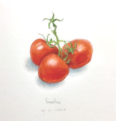 Annette Fienieg: Tomatoes, 19-10-2020