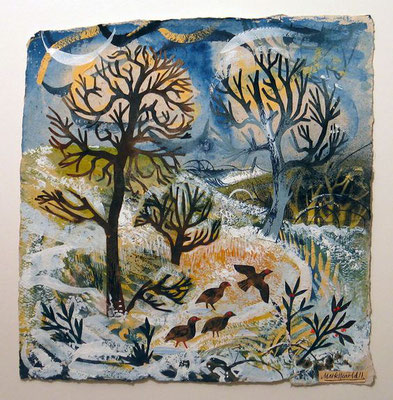 Mark Hearld: landschap