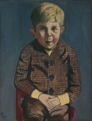 Alice Neel: Meadman's son