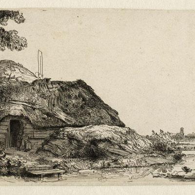 Rembrandt van Rijn: landscape