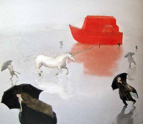 Lisbeth Zwerger: De ark van Noach