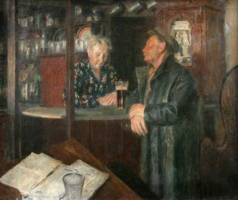 Dod Procter: Tolcarne Inn