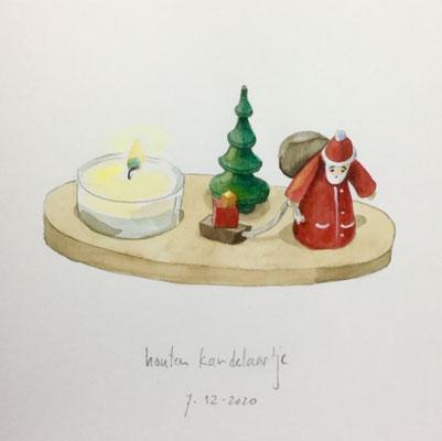 Annette Fienieg: Candle holder