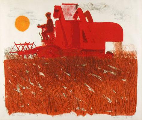 Bernard Cheese: The combine