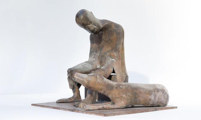 Waldemar Otto: Master and dog