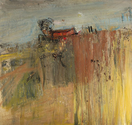 Joan Eardley: Catterline landscape