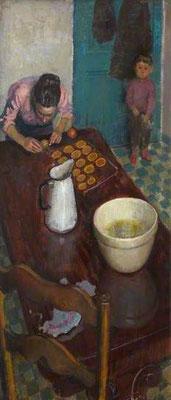 Alberto Morrocco: Baking cakes