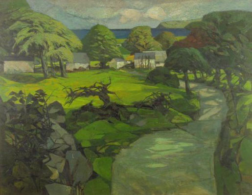 John Elwyn: The road to Gower