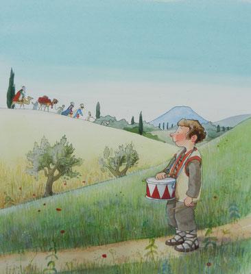 Angelino, omslag