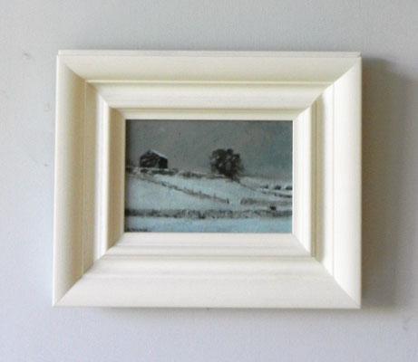 Winter landscape by Brian Alderman