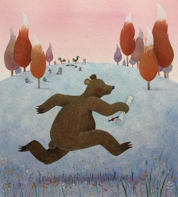 illustration by Annette Fienieg