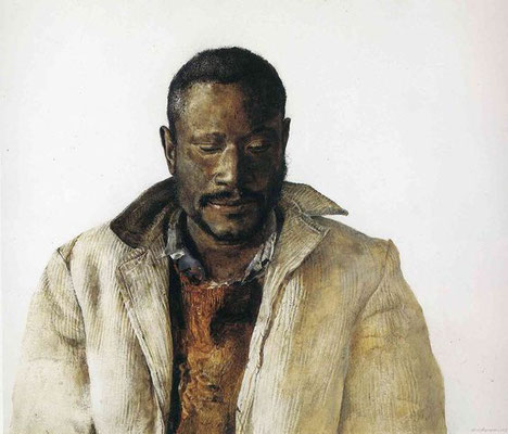 Andrew Wyeth: The drifter