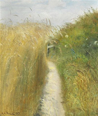 L.A.Ring: Country lane