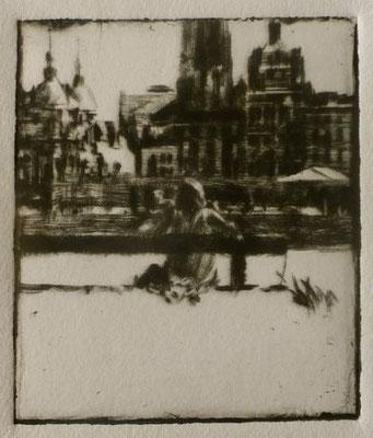 Andreas Vanpoucke: Left bank, Antwerp