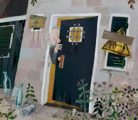 illustratie (fragment) Annette Fienieg
