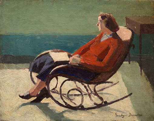 Evelyn Dunbar: The artist's mother