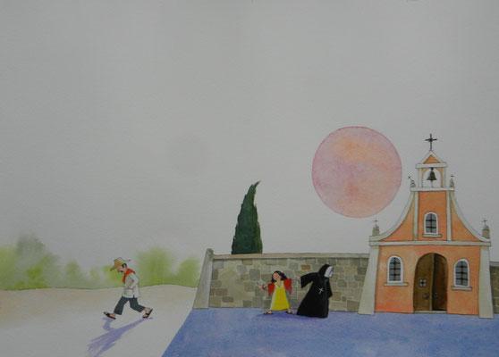 Het nonnetje; Cuba, Midden Amerika