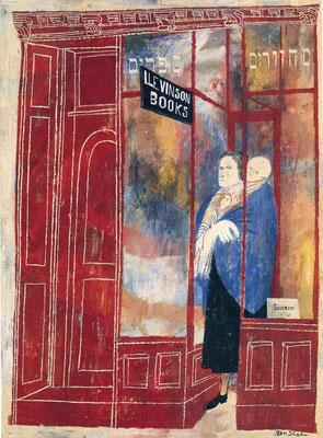 Ben Shahn: Bookshop