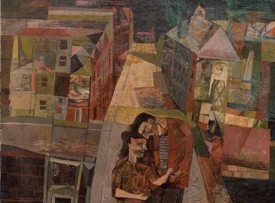 John Minton: North Country industrial town
