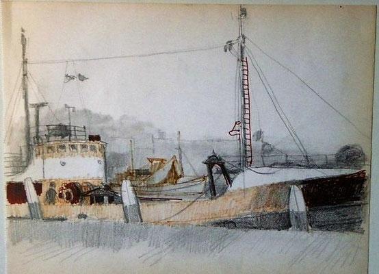 Jenny Dalenoord: Harbour