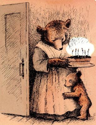 Maurice Sendak, from: Little bear
