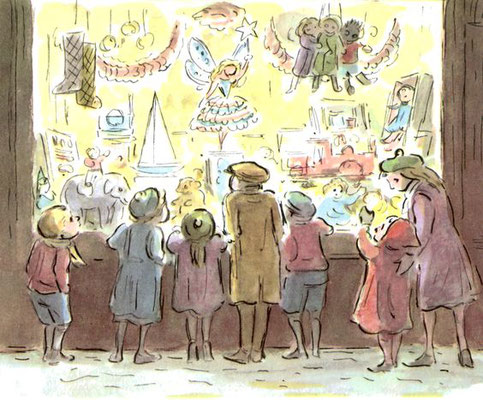 Edward Ardizzone: The toy shop