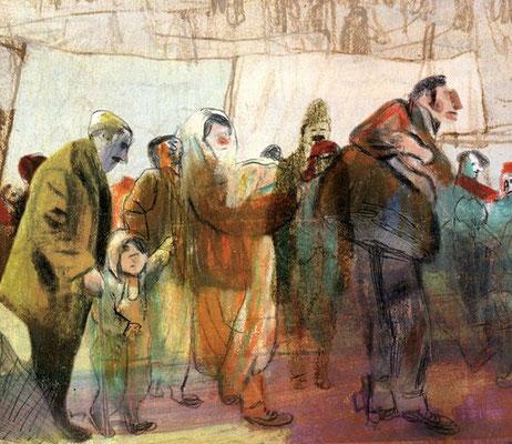 Jorge Gonzalez: Retour au Kosovo