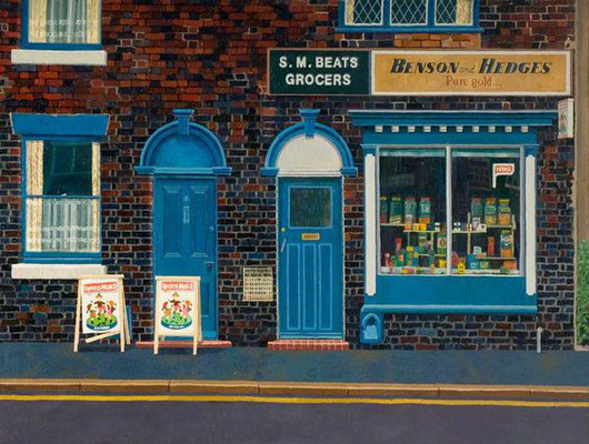 Doreen Fletcher: Beats grocers