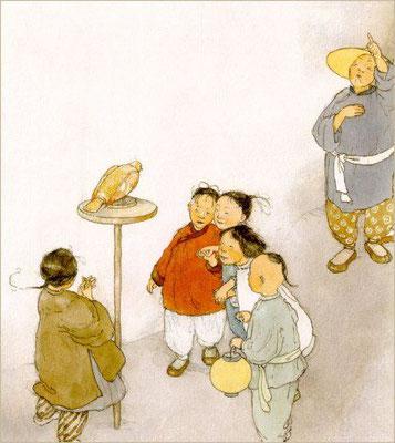 Lisbeth Zwerger: De Chinese nachtegaal