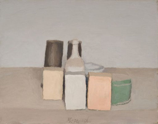Giorgio Morandi : still life