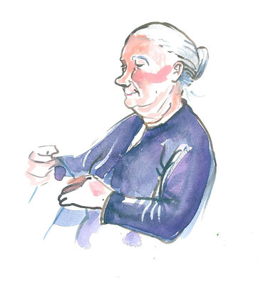 Annette Fienieg: de spinster