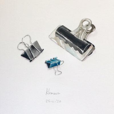 Annette Fienieg: Clamps, 25-11-2020