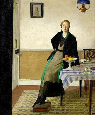 Harold Harvey: An interior